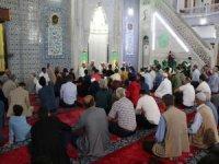 Peygamberler Şehri'nde Mevlid Kandili coşkusu