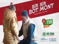 Bir Bot Bir Mont Kampanyası