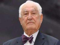 Eski Milli Eğitim Bakanı Orhan Oğuz hayatını kaybetti