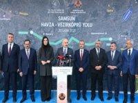 Bakan Karaismailoğlu: Samsun'da 10 Milyar TL'nin üzerinde yatırım yaptık