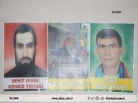 """PKK tarafından katledilen """"Karlıova Şehidleri"""" mezarları başında anılacak"""