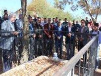 """PKK/HDP'liler tarafından katledilen """"Karlıova Şehidleri"""" düzenlenen programla anıldı"""