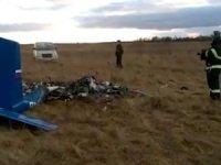 Rusya'da küçük uçak düştü: 2 ölü