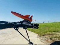 Hedef uçak ŞİMŞEK füze olarak görev yapacak