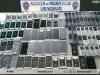 Batman'da 'Kaçak cep telefonu' baskını: 11 gözaltı