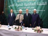 Uluslararası Peygamber Efendimizi Koruma ve Destekleme Heyeti düzenlenen programla ilan edildi