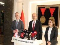 KKTC Cumhurbaşkanı Ersin Tatar Gaziantep'te