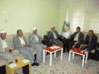 Yıldırım Hoca'dan İttihadul-Ulema'ya ziyaret