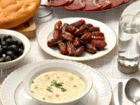 Ramazan'da doğru beslenme önerileri