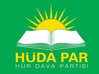 HÜDA PAR'dan teşekkür mesajı