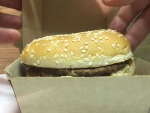 Big Mac'i sülfürik asit bile alt edemedi
