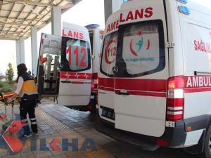 Van'da bombalı saldırının görüntüleri