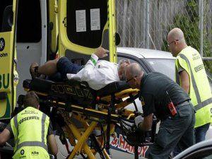 Yeni Zelanda'da iki camide katliam: Şehid sayısı 40'a yükseldi