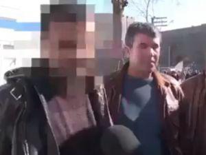 Diyarbakır'da HDP'ye isyan eden genç