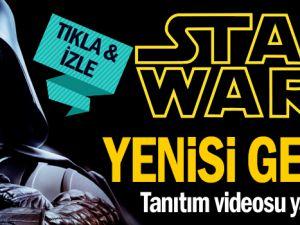 Star Wars: Episode VIII'in tanıtım videosu