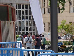 Gaziantep Patlamasında birçok işyerinde hasar oluştu