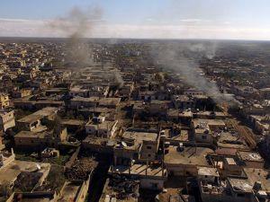 Hama'da ceza evinde ayaklanma gardiyanlar esir aldı