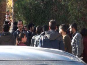 KURDÎ-DER başkanının gazeteciyi gasp görüntüleri ortaya çıktı